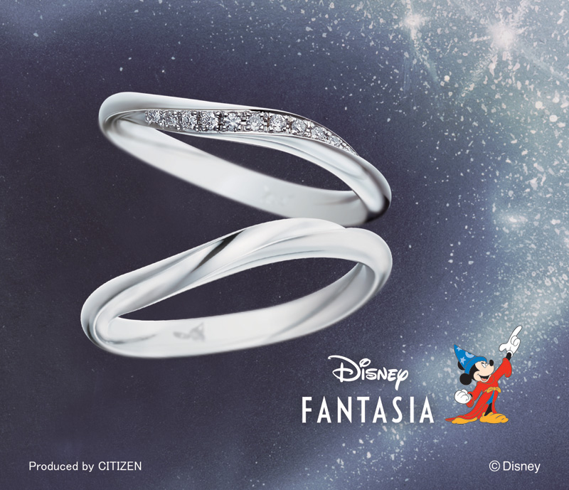 Disney FANTASIA ディズニーファンタジア
