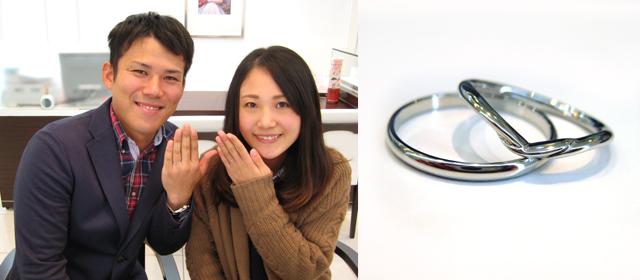 和徳さんと幸恵さん