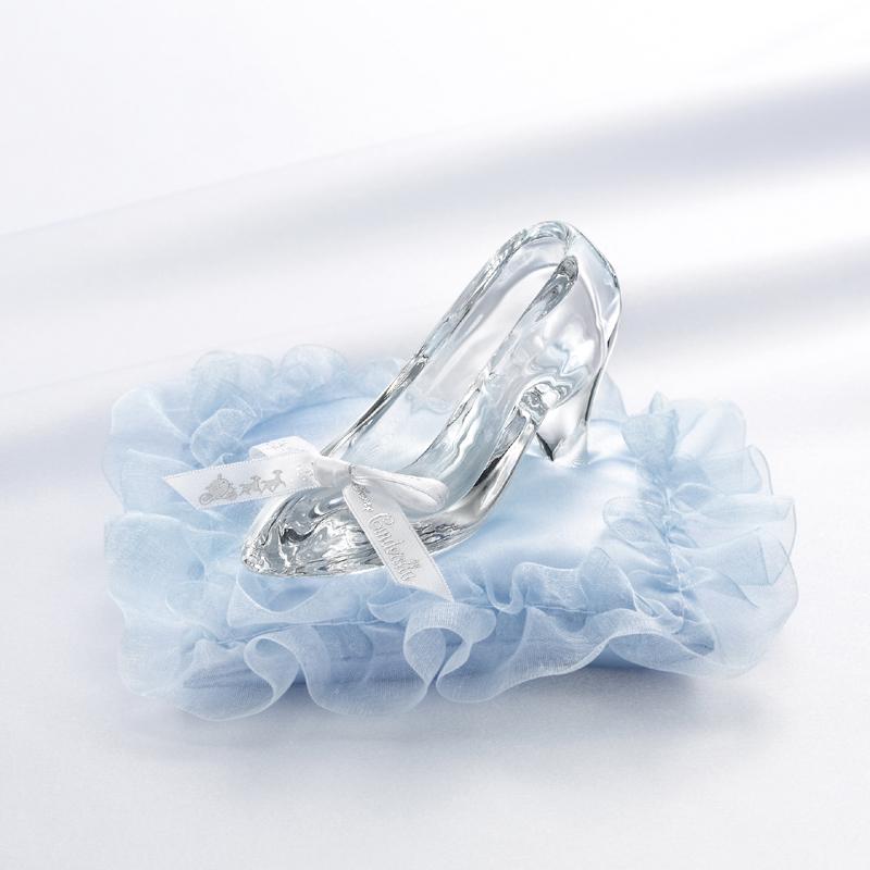Disney Cinderella ガラスの靴